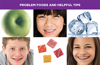 Problem Foods & Helpful Tips card(#440-209)